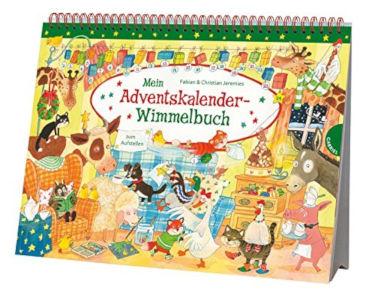 Wimmelbild Adventskalender