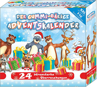 amazon XXL Haribo Adventskalender 2017