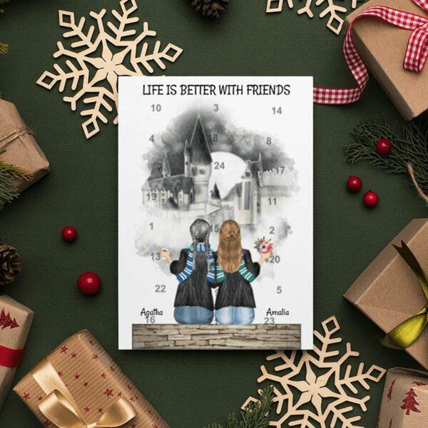 Freundinnen Harry Potter Adventskalender, Bild 1