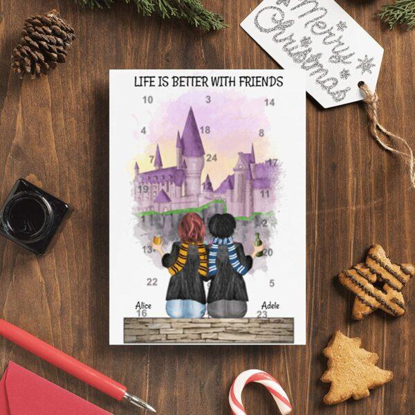 Freundinnen Harry Potter Adventskalender, Bild 2