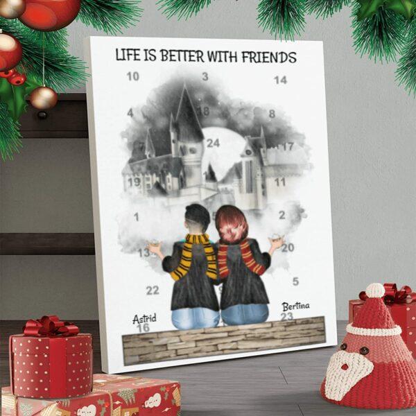 Freundinnen Harry Potter Adventskalender, Bild 3
