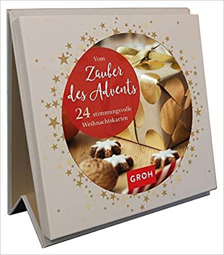 Vom Zauber des Advents 24 stimmungsvolle Weihnachtskarten