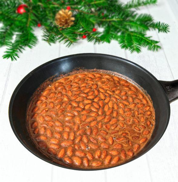 DIY-Gebrannte-Mandeln-Zubereitung