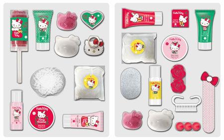 accentra Hello Kitty 2021 Inhalt 2