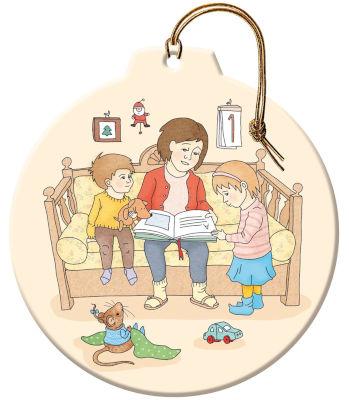 Inhalt Adventskalender: Der Weihnachtswunsch der kleinen Maus
