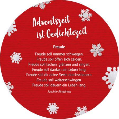 Adventskalender in der Dose: Frohe Weihnachten! Inhalt 2