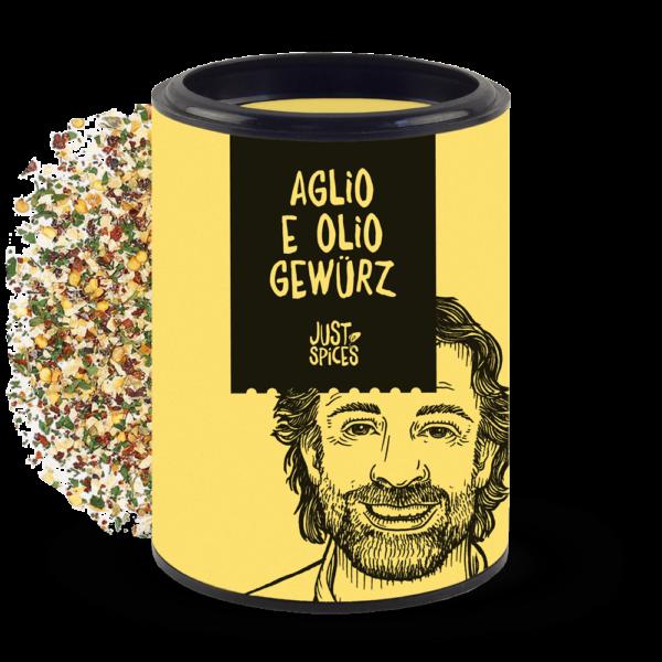 Just Spices Dose Aglio E Olio 2021