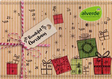 Alverde Adventskalender 2018