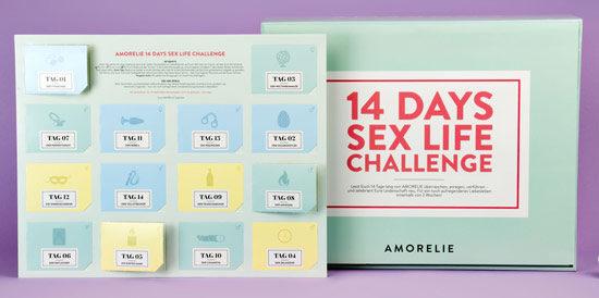 Amorelie - 14 Days Challenge
