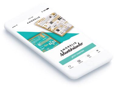 Amorelie Adventskalender App 2017