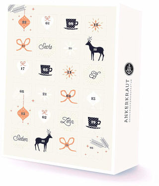 Ankerkraut Kalender Premium