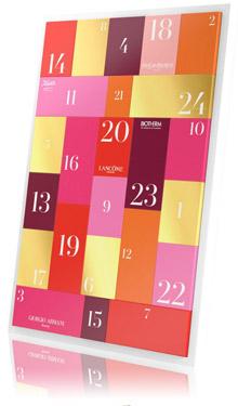 Giorgio Armani 24 Luxusmomente Adventkalender 2018