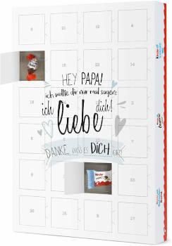 Kinderschokolade artboxONE  Adventskalender für Papa