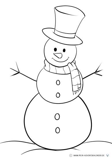 Für Kinder Die Schönsten Ausmalbilder Zu Weihnachten