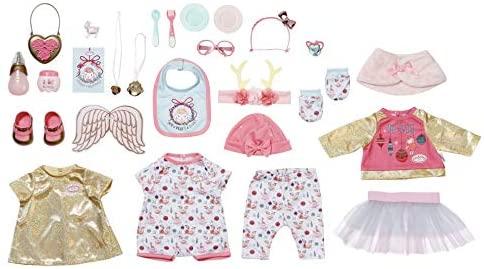 Inhalt Baby Annabell Adventskalender