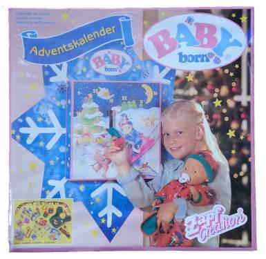 Zapf Baby Born Adventskalender 77853 1