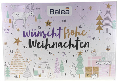 Balea dm Adventskalender 2016