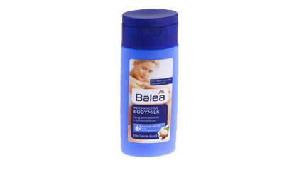 Reichhaltige Bodymilk Balea dm Adventskalender