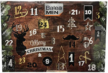 Balea Men Männer Adventskalender 2018