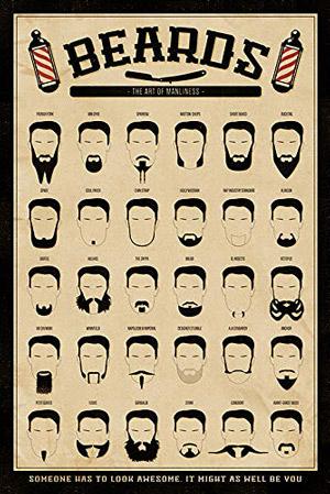 Poster Bärte