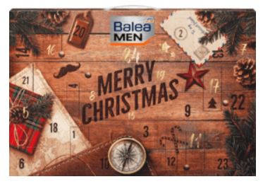 Beauty Balea Men Adventskalender 2019