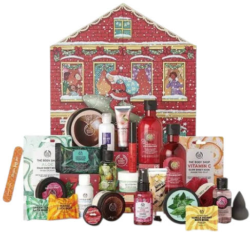 Beauty The Body Shop Adventskalender 2019