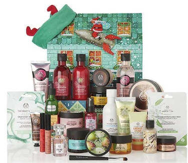 Beauty The Body Shop Ultimate Adventskalender 2019