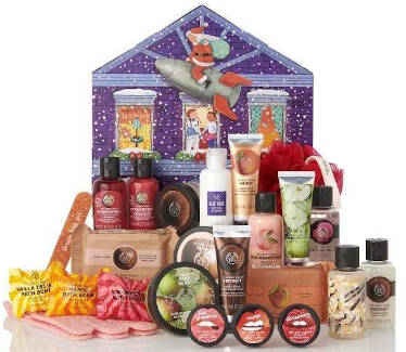 Beauty The Body Shop Adventskalender