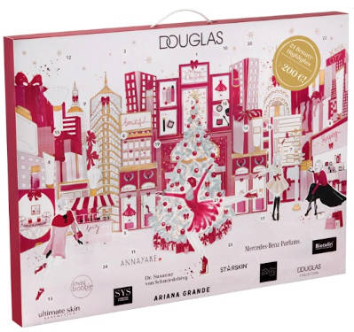 Beauty Douglas Adventskalender 2019