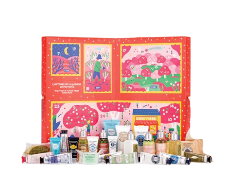 Beauty L'occitane Adventskalender 2019