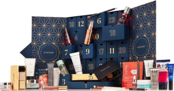 Beauty Adventskalender Lookfantastic 2019