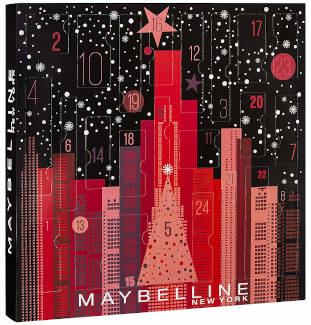 Maybellin New York Beauty Adventskalender 2019