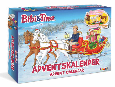 amazon Bibi und Tina Adventskalender