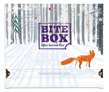 BiteBox Adventskalender Christmas 2017