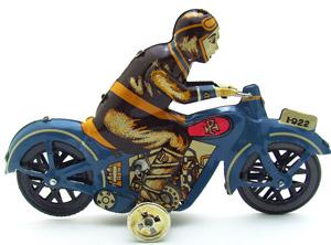 Blechmotorrad