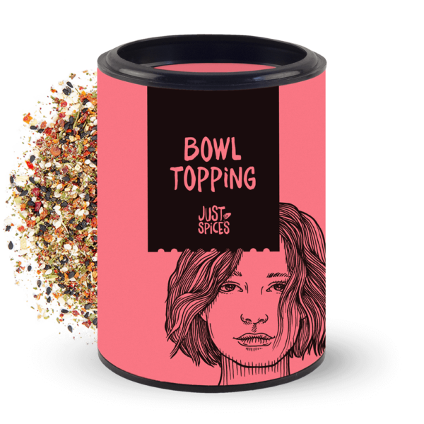 Just Spices Dose Bowltopping 2021