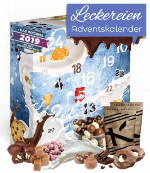 Boxiland Genuss Weihnachtskalender 2019
