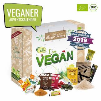Boxiland veganer Adventskalender 2019