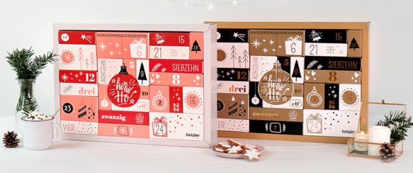 brigitte box adventskalender 2019