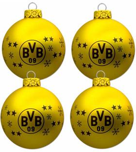 BVB Christbaumkugeln