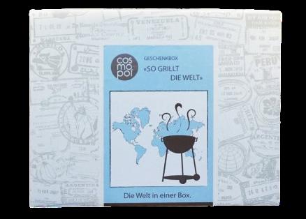 So grillt die Welt Geschenkbox Boxiland