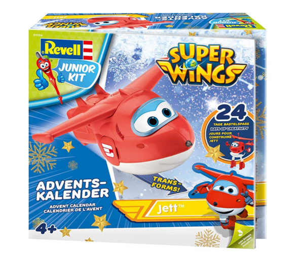 Revell Adventskalender Wings 2019