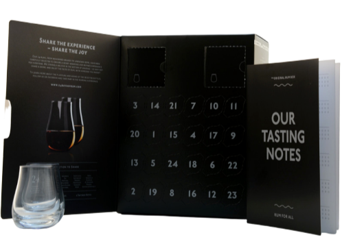 Rum Adventskalender Rum und Co 2019