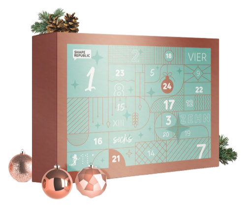 Shape Republic Adventskalender
