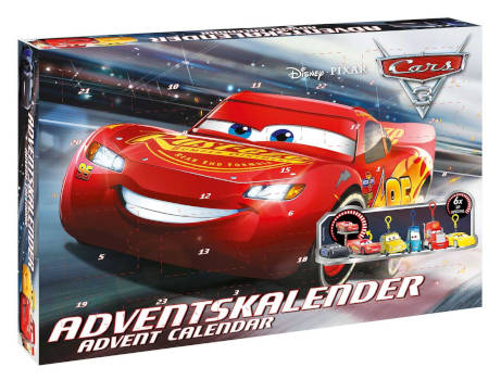 amazon cars adventskalender