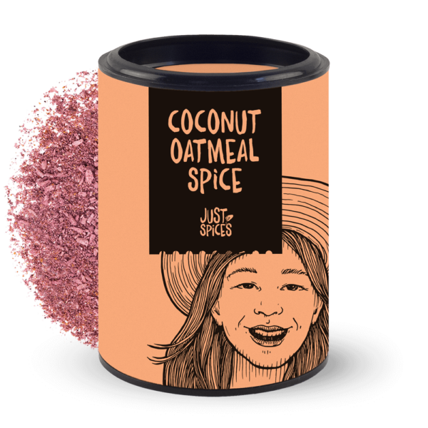 Just Spices Dose Coconut Oatmeal 2021