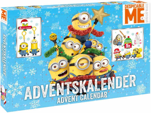 Craze Minions Adventskalender 2017