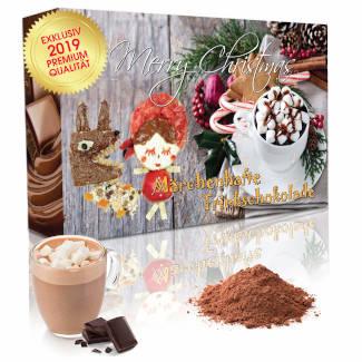 C&T Trinkschokolade Adventskalender 2019