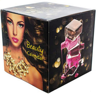 Cube Beauty Adventskalender