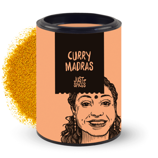 Just Spices Dose Curry Madras 2021